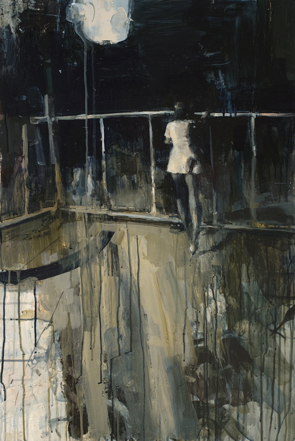 Ashley Wood Of Course The Longing Was Fabricated